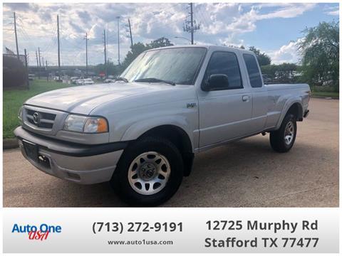 2004 Mazda B-Series Truck for sale in Stafford, TX