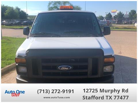 2012 Ford E-Series Wagon for sale in Stafford, TX