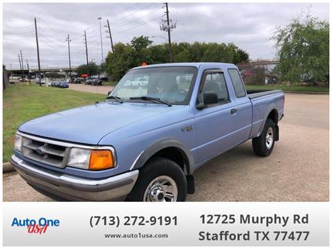 1997 Ford Ranger for sale in Stafford, TX