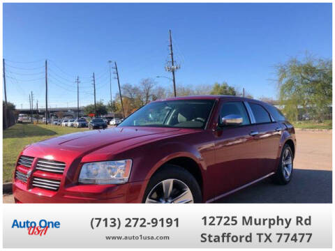Dodge Magnum For Sale Near Me >> 2008 Dodge Magnum For Sale In Stafford Tx
