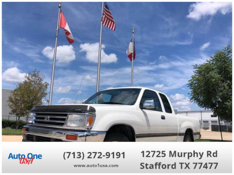 used toyota t100 for sale in spartanburg sc carsforsale com carsforsale com