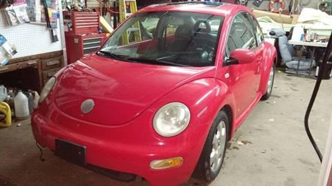 2002 Volkswagen New Beetle for sale in Meriden, CT