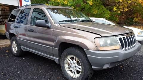 2002 Jeep Grand Cherokee for sale in Meriden, CT