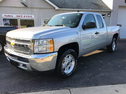 2012 Chevrolet Silverado 1500 for sale in Metamora, IL