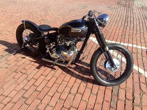 1965 Triumph Bobber for sale in Metamora, IL