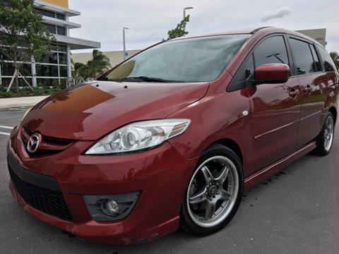 2008 Mazda MAZDA5 for sale in Deerfield Beach, FL