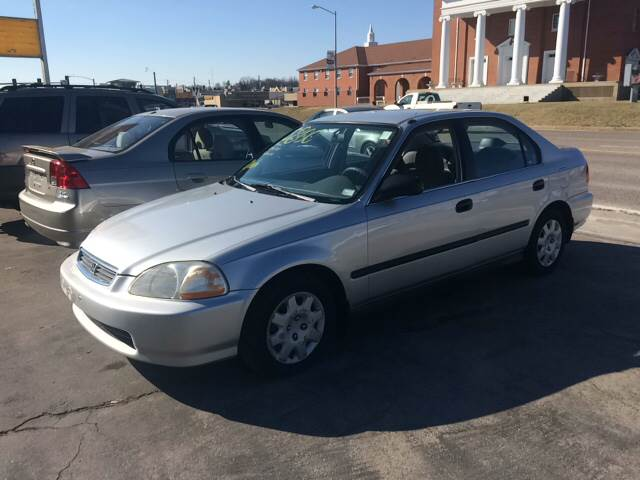 1998 Honda Civic for sale at ADVANCED AUTOMOTIVE INC in Crystal City MO