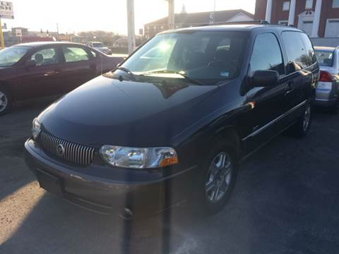 2002 Mercury Villager for sale at ADVANCED AUTOMOTIVE INC in Crystal City MO