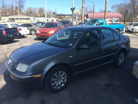 2005 Volkswagen Jetta for sale at ADVANCED AUTOMOTIVE INC in Crystal City MO