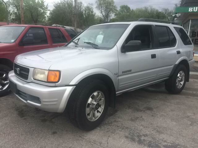 1999 Honda Passport for sale at ADVANCED AUTOMOTIVE INC in Crystal City MO
