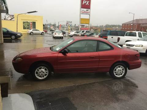1999 Ford Escort for sale at ADVANCED AUTOMOTIVE INC in Crystal City MO