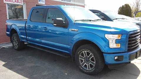 2015 Ford F-150 for sale at NNY Tire and Auto in Massena NY