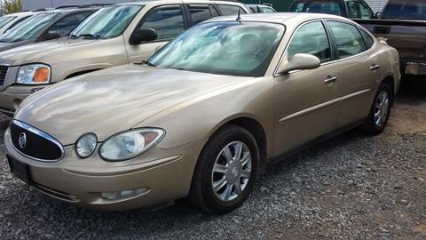 2005 Buick LaCrosse for sale at NNY Tire and Auto in Massena NY
