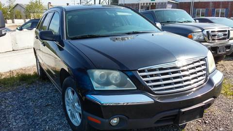 2004 Chrysler Pacifica for sale at NNY Tire and Auto in Massena NY
