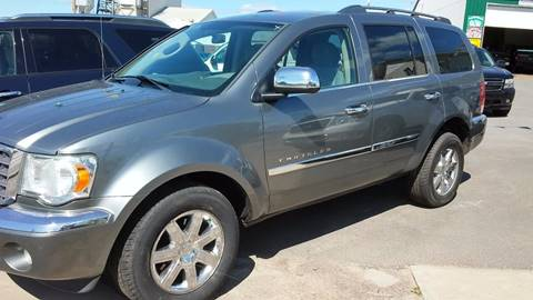 2009 Chrysler Aspen for sale at NNY Tire and Auto in Massena NY
