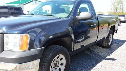 2011 GMC Sierra 1500 for sale at NNY Tire and Auto in Massena NY