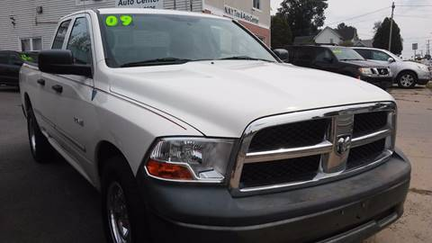 2009 Dodge Ram Pickup 1500 SRT-10 for sale at NNY Tire and Auto in Massena NY