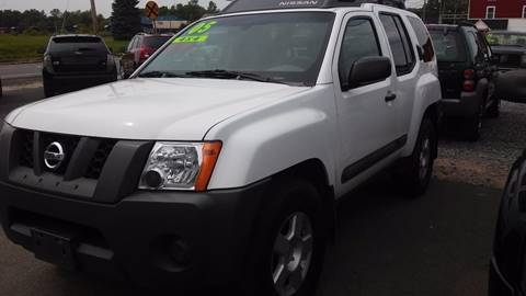 2005 Nissan Xterra for sale at NNY Tire and Auto in Massena NY