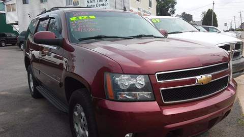 2008 Chevrolet Tahoe for sale at NNY Tire and Auto in Massena NY