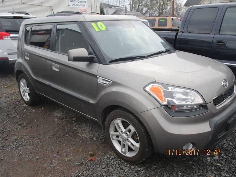 2010 Kia Soul For Sale At NNY Tire And Auto In Massena NY