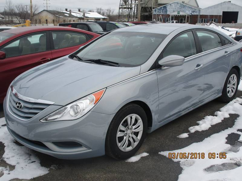 2011 Hyundai Sonata For Sale At NNY Tire And Auto In Massena NY