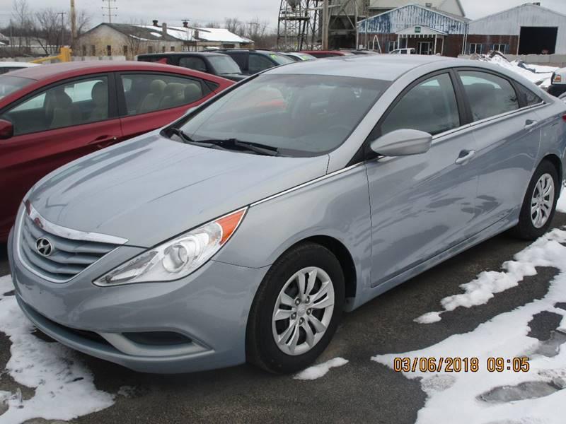 2011 Hyundai Sonata For Sale At NNY Tire And Auto In Massena NY