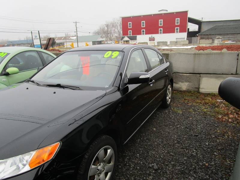 2009 Kia Optima For Sale At NNY Tire And Auto In Massena NY