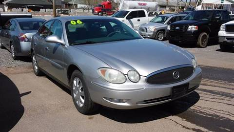 2006 Buick LaCrosse for sale at NNY Tire and Auto in Massena NY