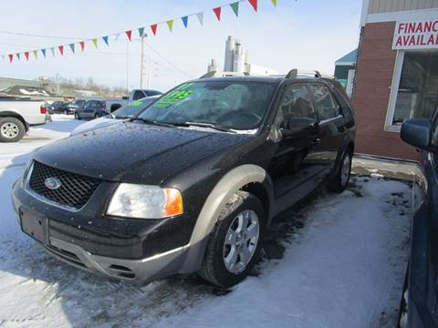 2007 Ford Freestyle for sale at NNY Tire and Auto in Massena NY