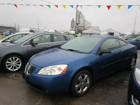 2006 Pontiac G6 for sale at NNY Tire and Auto in Massena NY