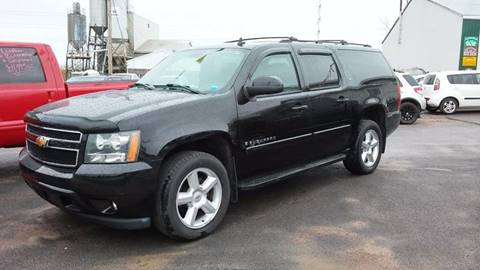 2008 Chevrolet Suburban for sale at NNY Tire and Auto in Massena NY