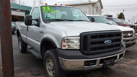 2006 Ford F-350 Super Duty for sale at NNY Tire and Auto in Massena NY