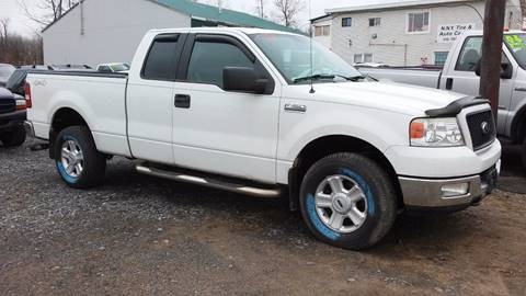 2004 Ford F-150 for sale at NNY Tire and Auto in Massena NY