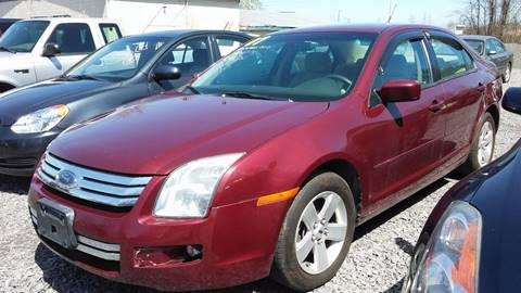 2007 Ford Fusion for sale at NNY Tire and Auto in Massena NY