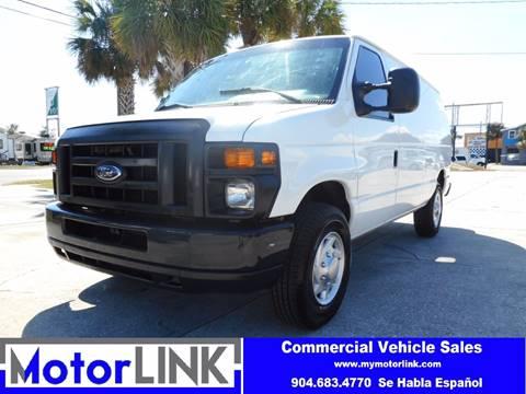 2012 Ford E-Series Cargo for sale in Jacksonville, FL