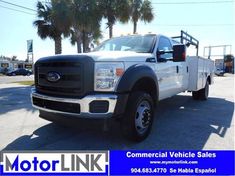 2012 Ford F-550 for sale in Jacksonville, FL