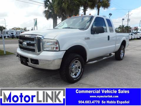 2007 Ford F-250 Super Duty for sale in Jacksonville, FL
