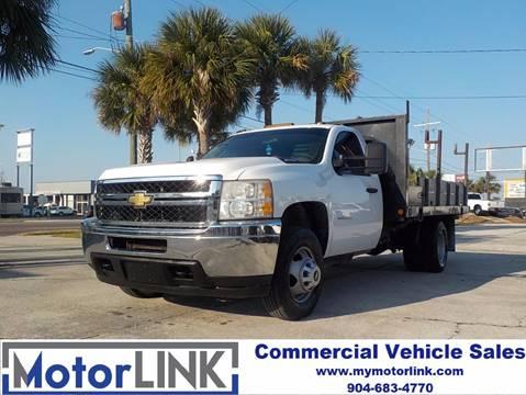 2011 Chevrolet Silverado 3500HD for sale in Jacksonville, FL