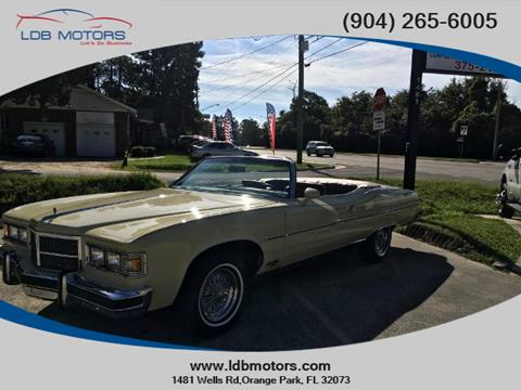 1975 Pontiac Grand Ville for sale in Orange Park, FL