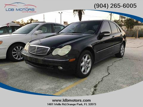 2004 Mercedes Benz C Class For Sale In Orange Park, FL