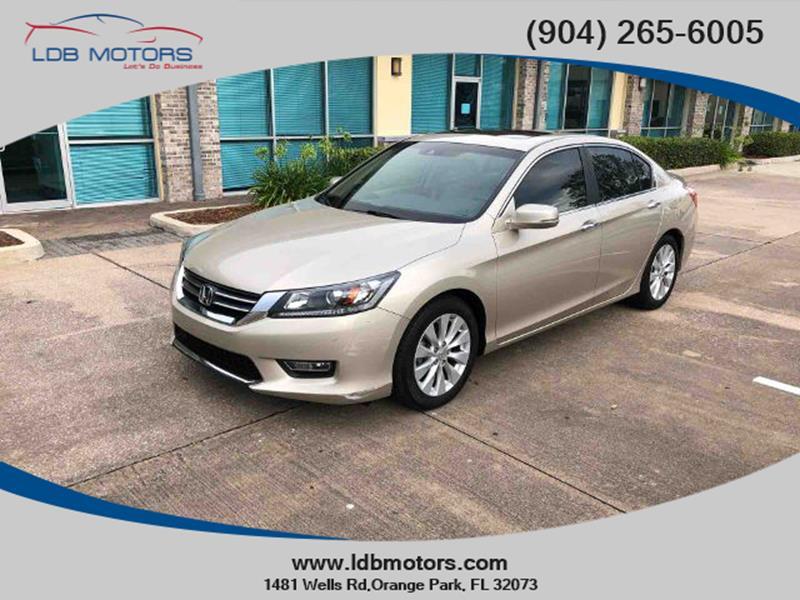 2013 Honda Accord For Sale At LDB Motors In Orange Park FL