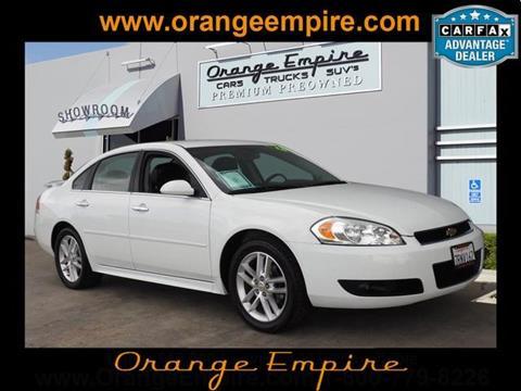 2016 Chevrolet Impala Limited for sale in Orange, CA