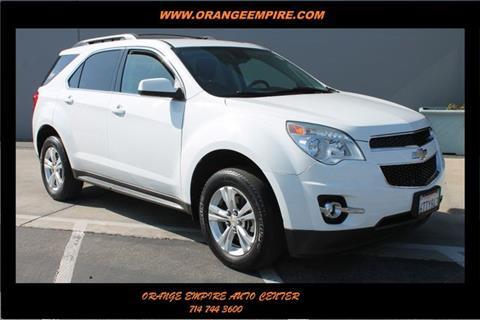 2012 Chevrolet Equinox for sale in Orange, CA