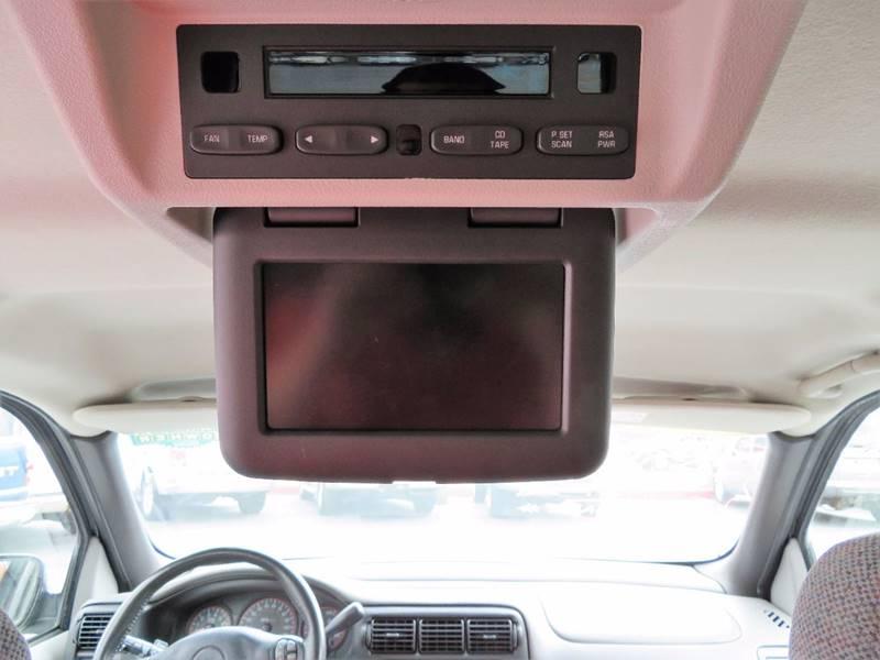 2004 Pontiac Montana MontanaVision 4dr Extended Mini-Van - Columbus OH
