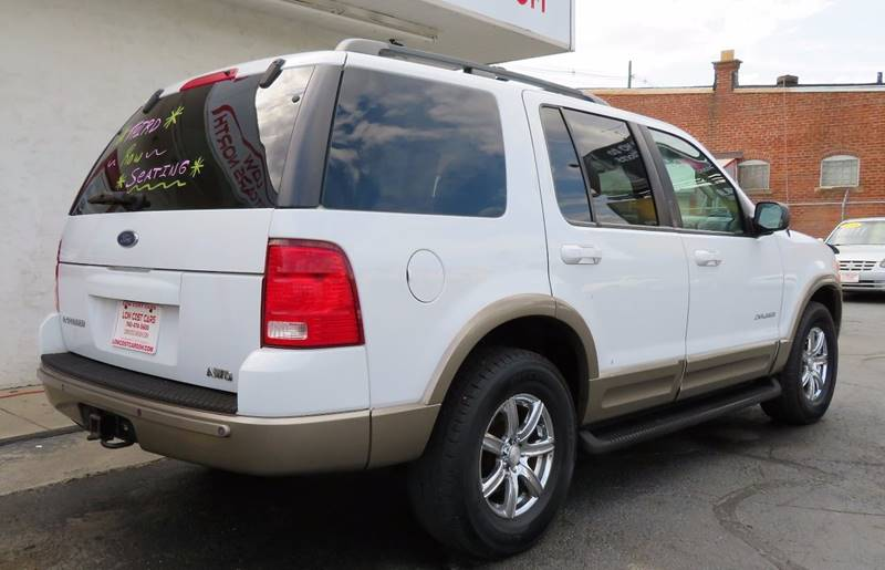 2002 Ford Explorer Eddie Bauer 4WD 4dr SUV - Columbus OH
