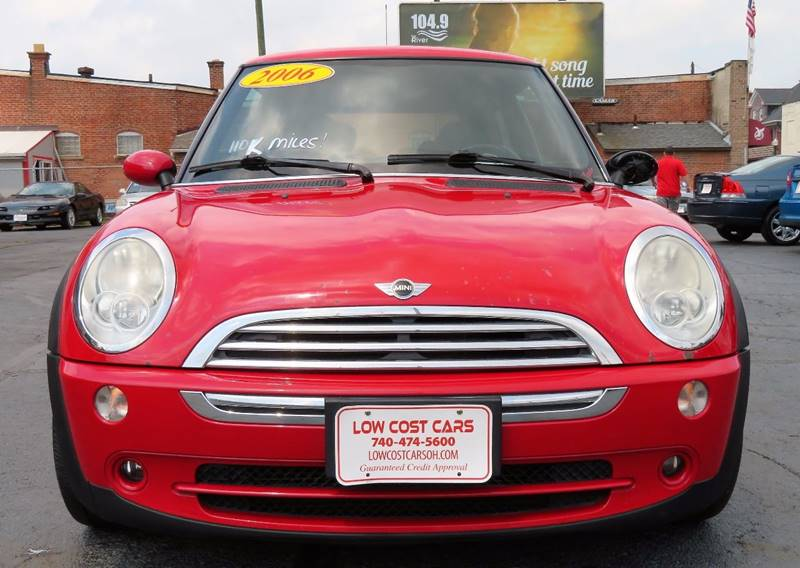 2006 MINI Cooper 2dr Hatchback - Columbus OH