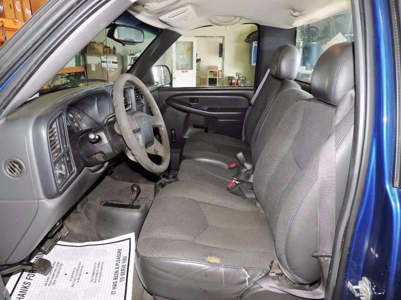2004 Chevrolet Silverado 1500 2dr Standard Cab 4WD LB - Columbus OH