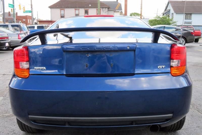 2000 Toyota Celica GT 2dr Hatchback - Columbus OH