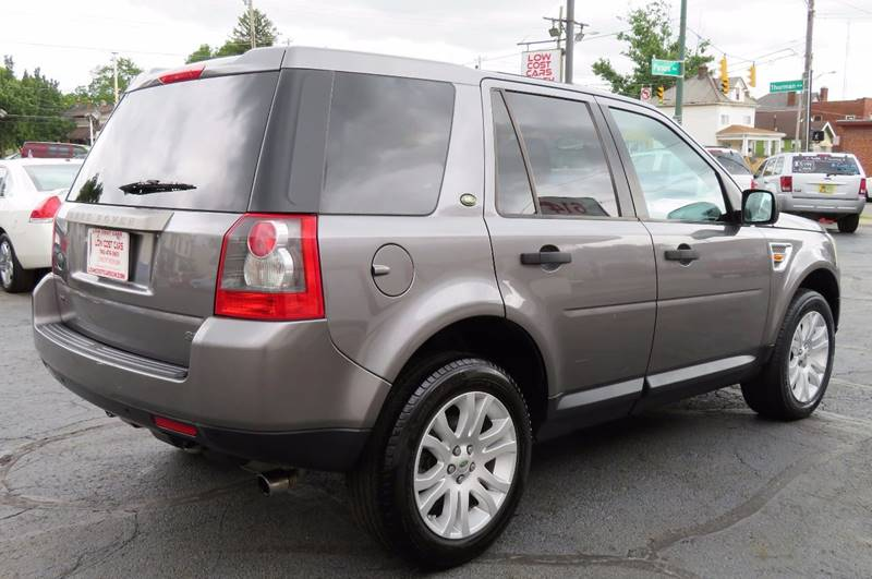 2008 Land Rover LR2 AWD SE 4dr SUV w/TEC Technology Package - Columbus OH