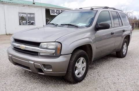 2006 Chevrolet TrailBlazer for sale in Columbus, OH